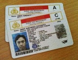 Layanan SIM A dan C