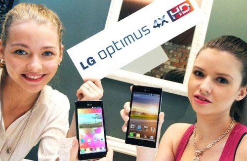 Le novità del firmware V10K su Optimus 4x HD