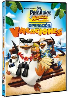 2009734 Los Pinguinos De Madagascar: Operación Vacaciones (2012) Español Latino