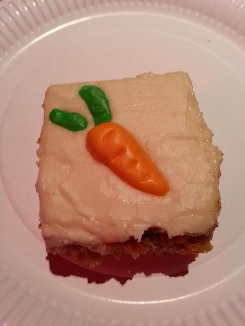 Smashing Tarts, vegan Carrot cake