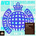 Capa do álbum Ministry of Sound: The Annual 2014