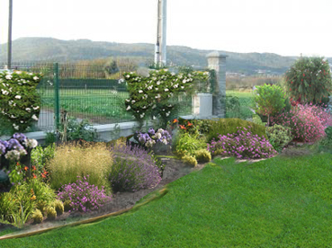 Neo arquitecturaymas ideas para jardines con gran - Jardines con poco mantenimiento ...