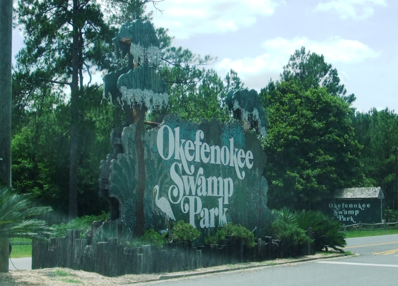 Okefenokee Swamp Park TanksPanky: FTJ...