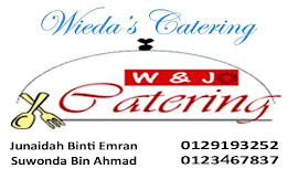 Wiedascatering Name Card