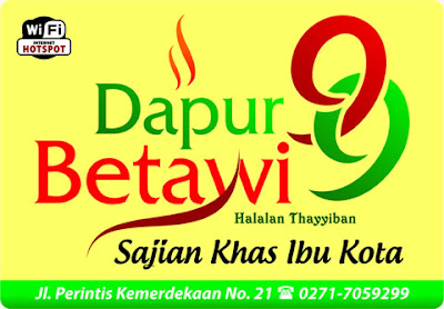 Dapur Betawi 99