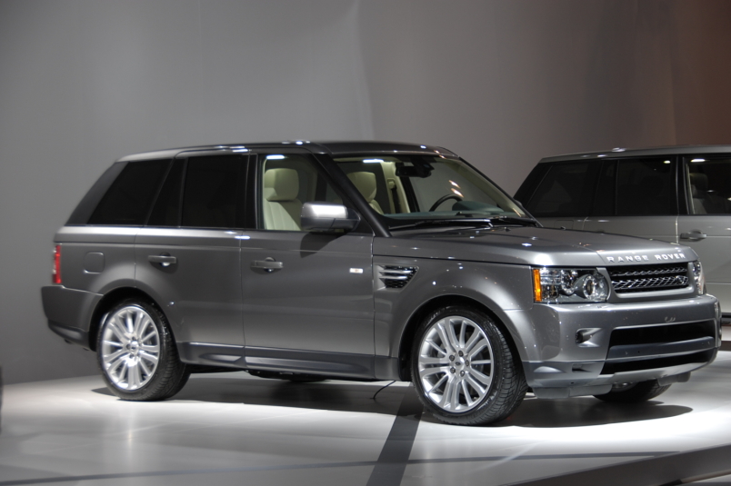 2010 land rover range - photo #42