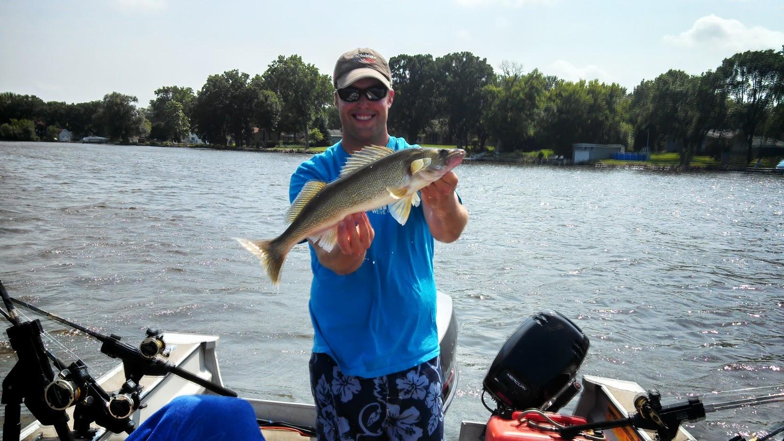 Wisconsin fishing reports lake winnebago fishing update for Fishing report wisconsin
