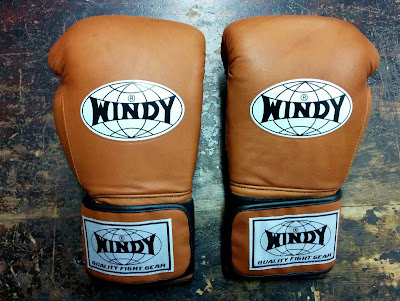 Guantes de boxeo Windy Fightwear