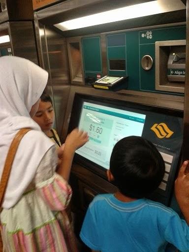 Singapore, Nice MRT