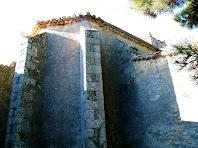 L'absis poligonal de Sant Andreu del Far