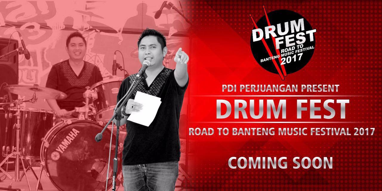 Drum Fest PDI Perjuangan 2017