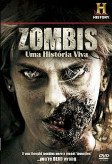 Zumbis – Uma História (Zombies – A Living History) (2013) HDTV Dublado Torrent