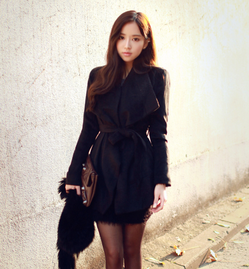 Approach of Winter Coat by Chuu