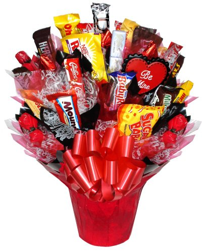 Schön Here Are A Few Examples Of Candy Bouquets To Get Your Creative Juices  Flowing!