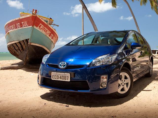 Toyota Prius Brasil