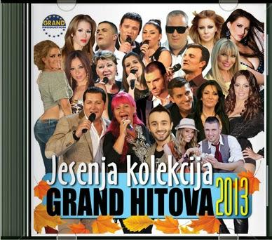 Narodna - Zabavna Muzika 2013 - Page 5 Jesenja+Kolekcija+Grand+Hitova+(2013)