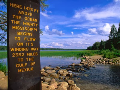 IES Álvaro Yáñez In English MISSISSIPPI RIVER THE BIG RIVER THAT - World famous river name