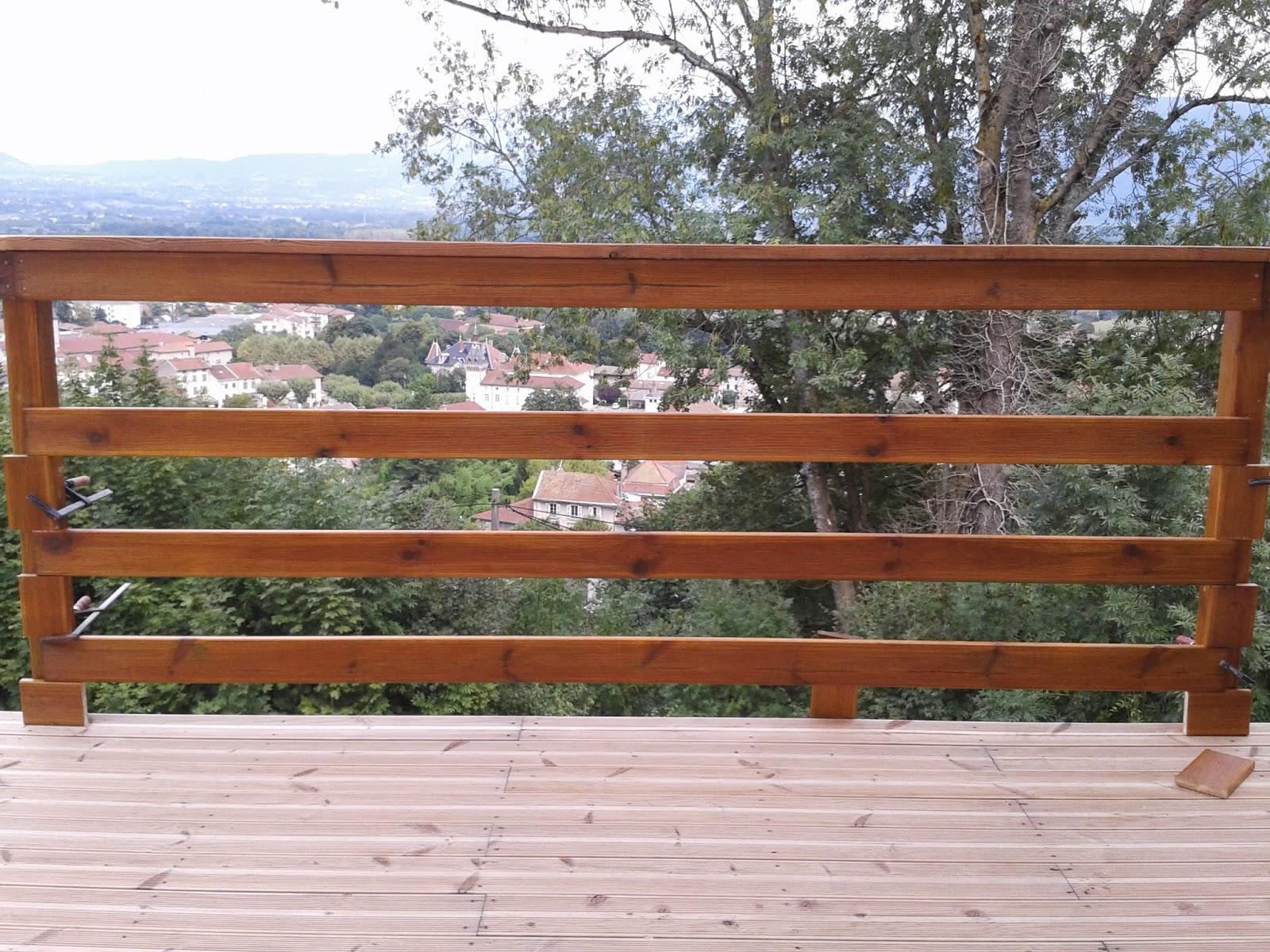 notre nid au paradis barri re de la terrasse. Black Bedroom Furniture Sets. Home Design Ideas