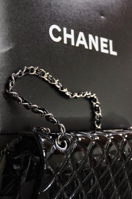 Reparasi tali tas Chanel