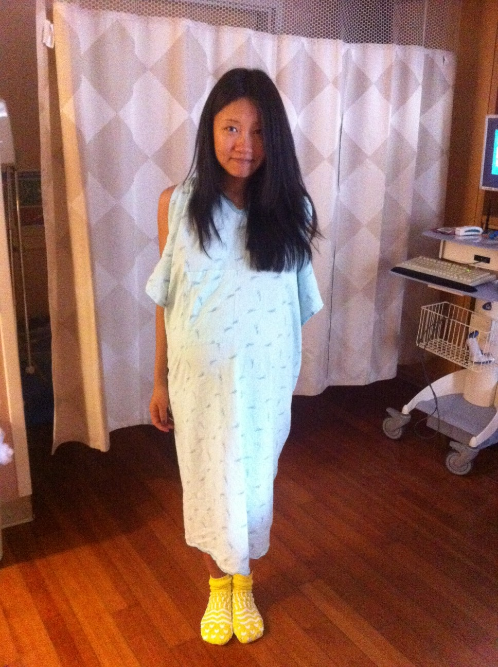 Caesarian Section Diary