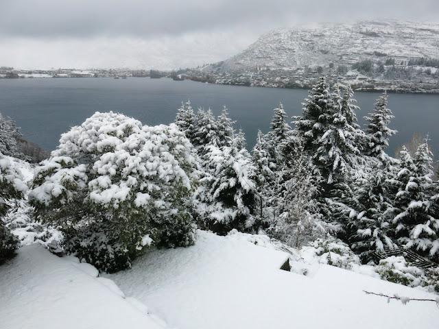 Galia Alena Queenstown Snow