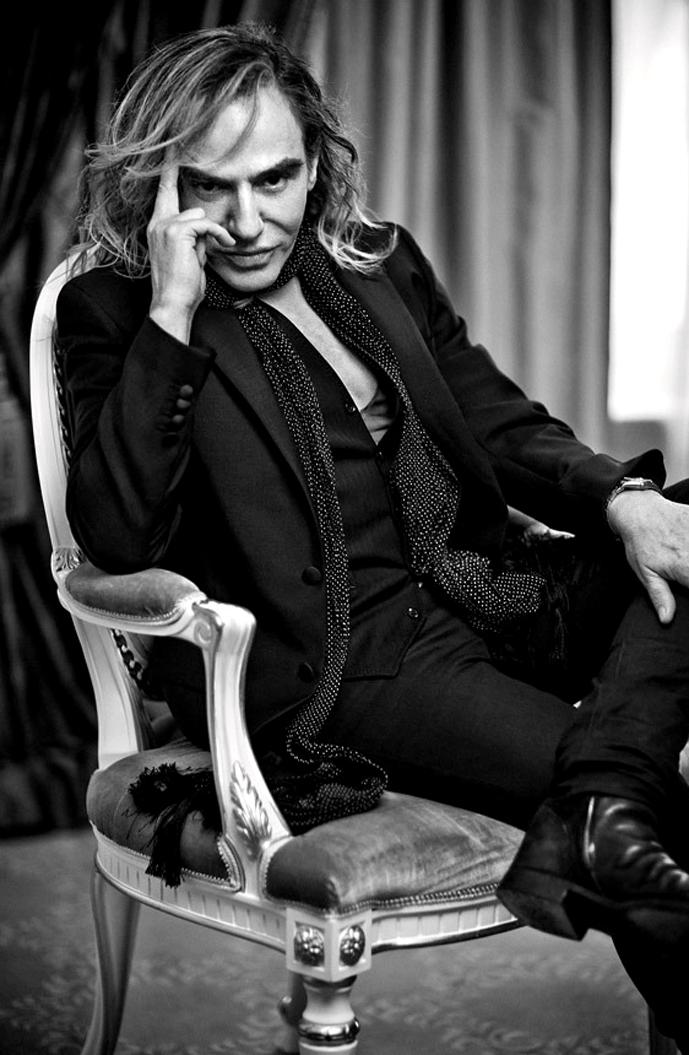 John Galliano & L'Etoile | Vogue Russia