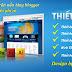 Thiết kế web theo yêu cầu trên nền tảng blogger giá rẻ