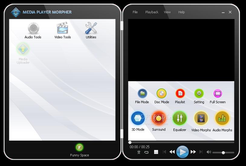 تحميل اخر اصدار لبرنامج AV Media Player Morpher 6.0.10 مجانا