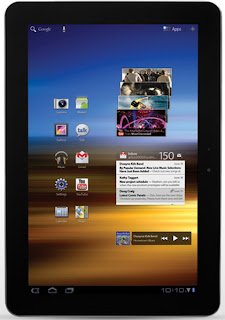 Verizon Samsung Galaxy Tab 10.1
