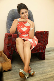 Marina Ihim Picture Gallery in Short Dress at Romance With Finance Press Meet ~ Celebs Next