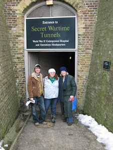 Secret Wartime Tunnels