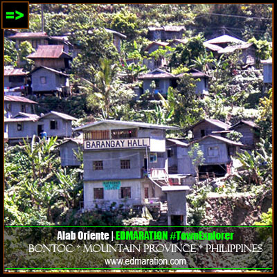 Alab Oriente, Bontoc | An Ancient Village with Sacred Grounds