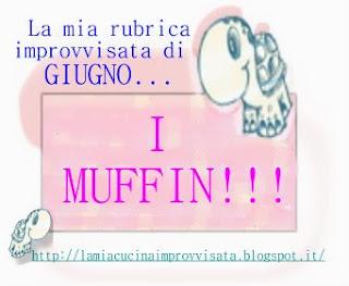 muffin al salame piccante e fontina
