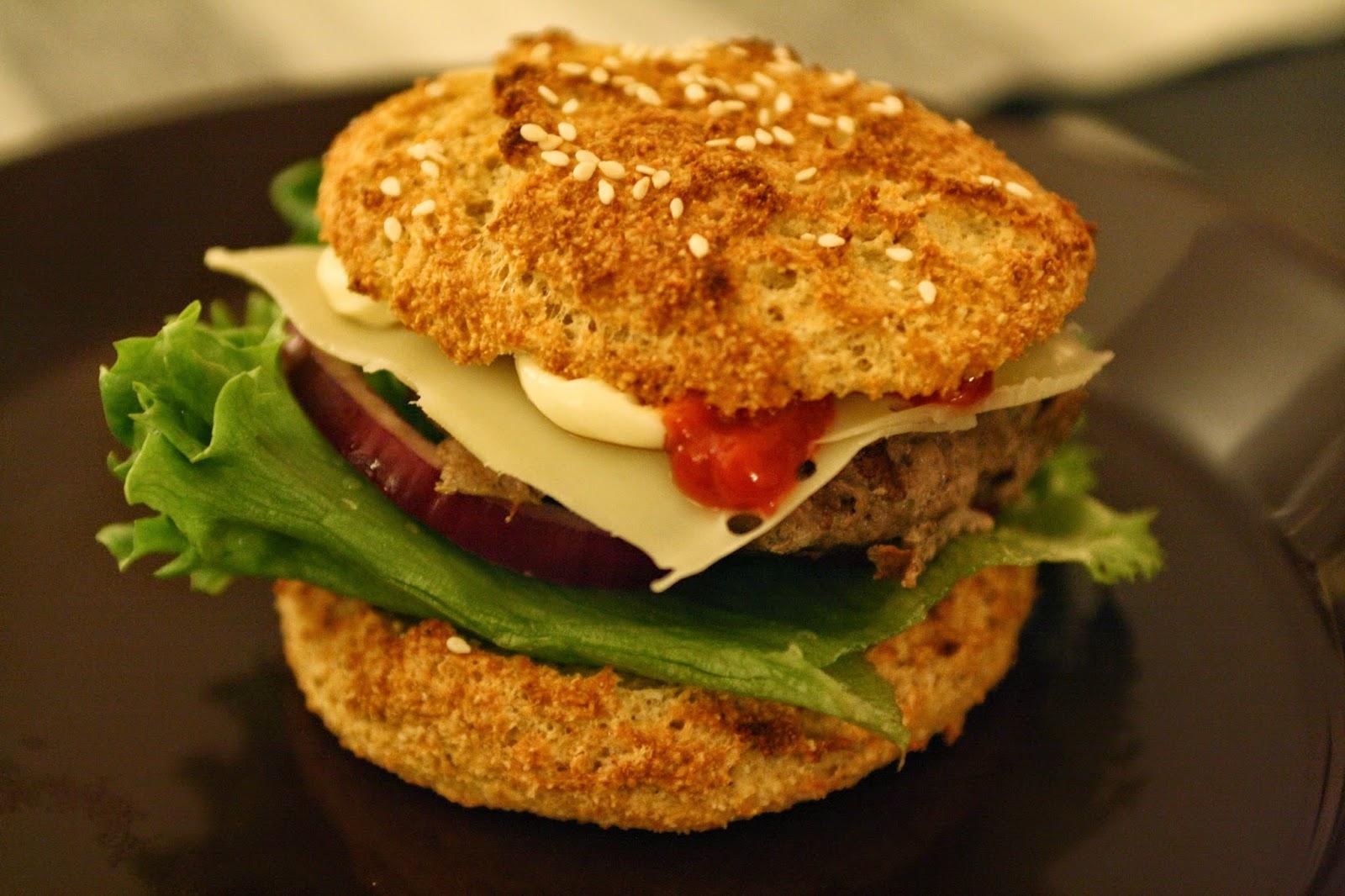 hamburgerbröd recept leila