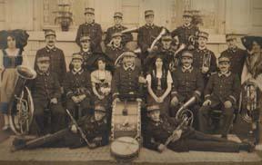 La Société de Musique Union en 1925