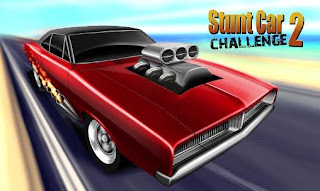 Screenshots of the Stunt car challenge 2 for Android tablet, phone.