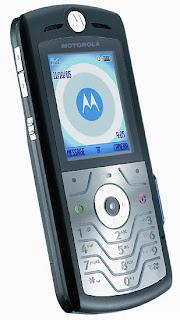 Harga Dan Spesifikasi Motorola SLVR L7 Terbaru