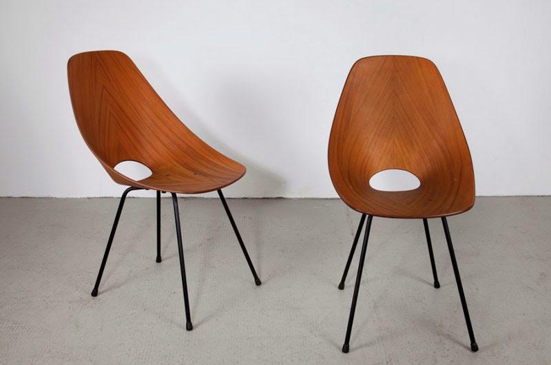 Est s de acuerdo con la lista de sillas preferidas de los interioristas maria victrix Sillas de diseno moderno