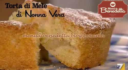 torta di mele di nonna vera ricetta parodi da