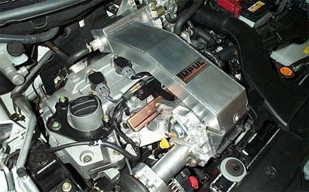 Turbo Charged Civic Vs Natural Aspirated Civic