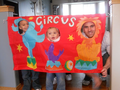 {focus_keyword} Weston's Circus 1st Birthday Party 049