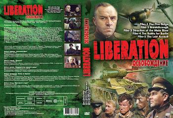 Carátula dvd: La batalla de Berlín (Liberación) (1969) (Osvobozhdenie)