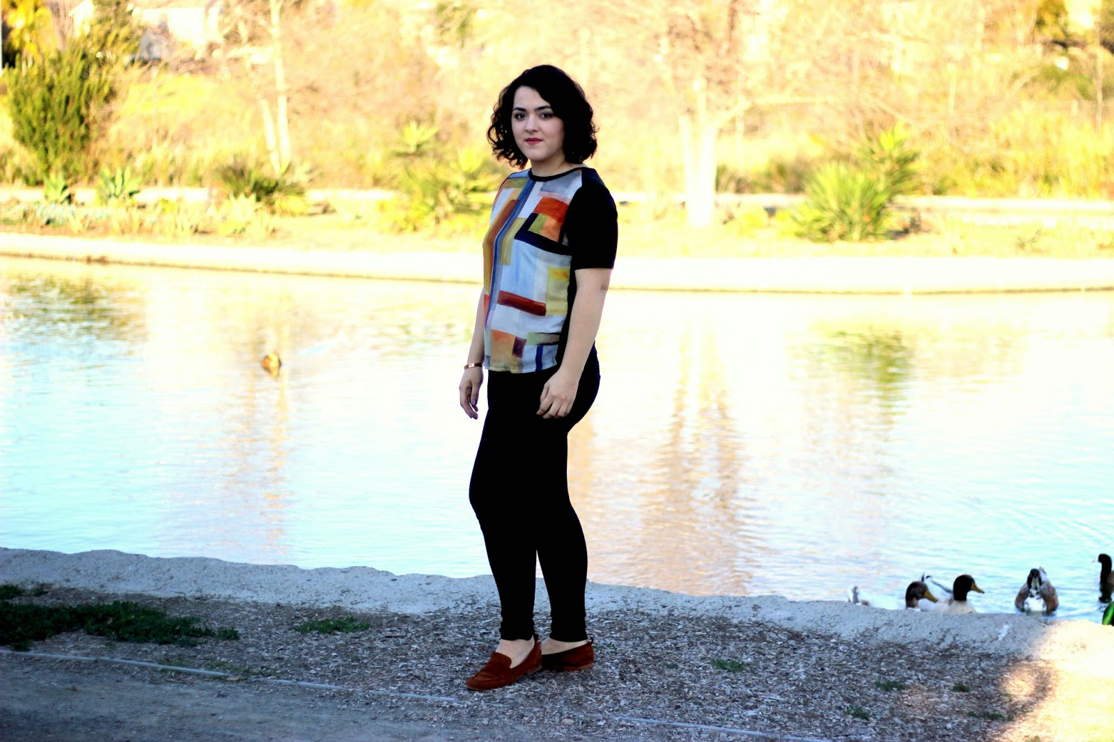 Outfit of the Day | Abstract