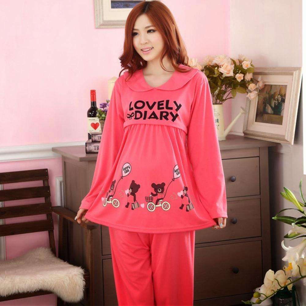 Pijama, Mujeres Embarazadas