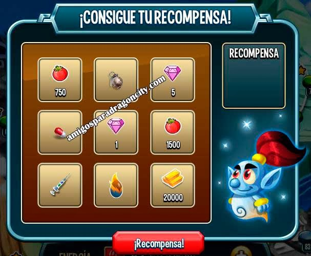 imagen de la ruleta de la fortuna de monster legends