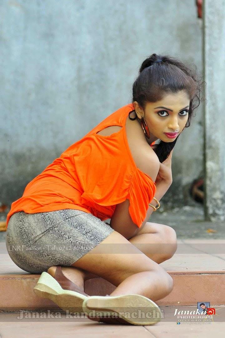 Lakshika Jayawardhana butt