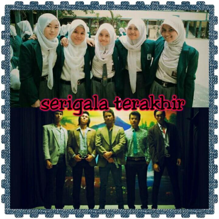 Friends in vocational high School