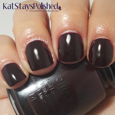 China Glaze - The Great Outdoors - Free Bear Hugs | Kat Stays Polished