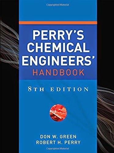 perry chemical engineers handbook