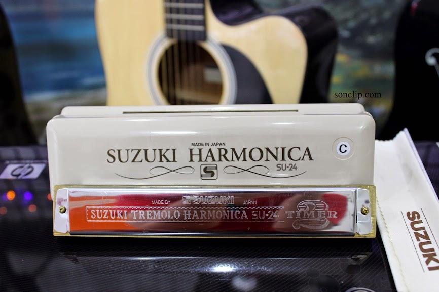 Suzuki 2 Timer Tremolo SU-24
